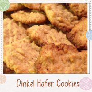 DinkelCookies